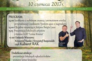 Święto Lasu w Kochanowicach