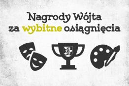 Nagrody Wójta za wybitne osiągnięcia
