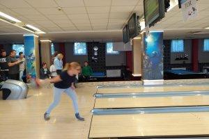 Bowlingowe tłumy…