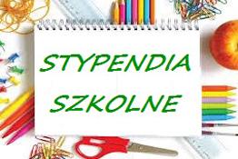 STYPENDIA SZKOLNE NA ROK SZKOLNY 2018/2019