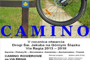 Rowerowe Camino