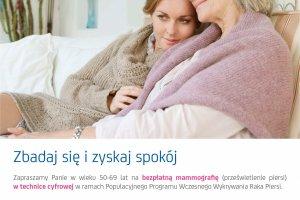 Badania mammograficzne,