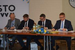 Posiedzenie Zarządu Śląskiego Związku Gmin i P