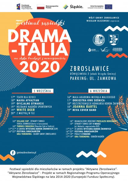 Dramatalia 2020 Ost