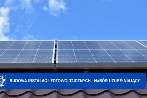 Odnawialne źródła energii - złóż wniosek