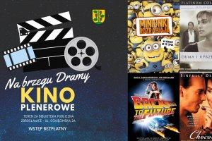 """Kino plenerowe """" Na brzegu Dramy"""""""