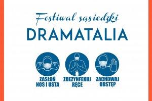 Zasady uczestnictwa w Festiwalu sąsiedzkim Dramat