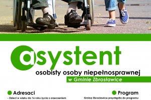 Asystent Osobisty Osoby Niepełnosprawnej w Gminie
